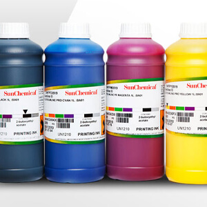 Solvent-Inks